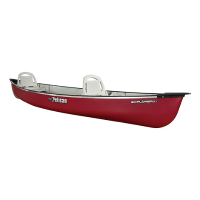 Pelican Canoe Explorer 14.6 DLX - IN STORE ONLY