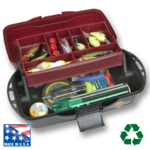 FLAMBEAU - 1 TRAY TACKLE BOX