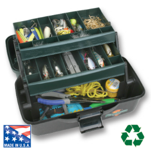 FLAMBEAU - 2 TRAY TACKLE BOX
