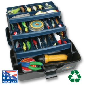 FLAMBEAU - 3 TRAY TACKLE BOX