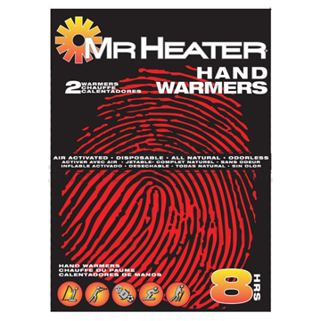Mr. Heater Hand Warmers - 2 Pack