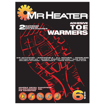 Mr. Heater Toe Warmer - 2 Pack
