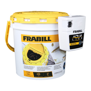 Frabill Insulated Bucket With Aerator OUT OF STOCK