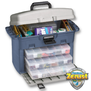 FLAMBEAU - ZERUST FRONT LOADER - TACKLE BOX