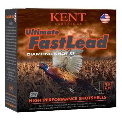 Kent Ultimate Fast Lead 12 Ga - 2 3/4