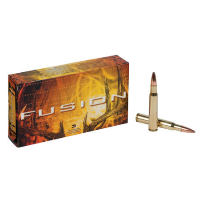 Federal Fusion® .308 Win 150 Gr Spitzer Boat Tail