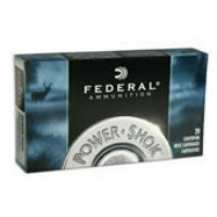 Federal Power-Shok 20 Ga Rifled Slugs - 2 3/4