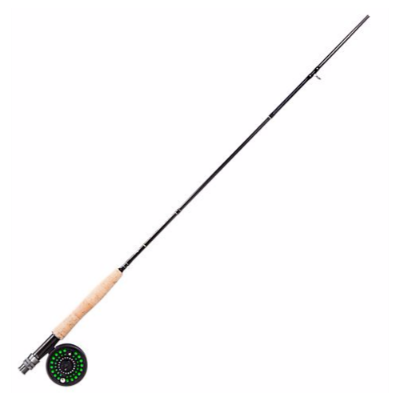 Fenwick Elite Tech Fly Fishing Outfit