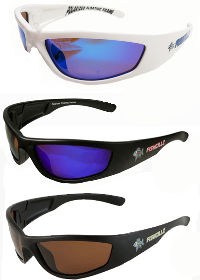 FISHGILLZ SUNGLASSES - MASTER SERIES