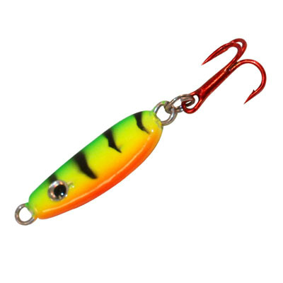 Northland Forage Minnow Jigging Spoon UV 1/16 oz