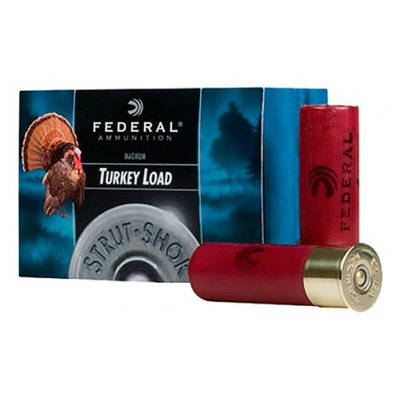 Federal Strut-Shok Turkey Load 12 ga - 3 1/2