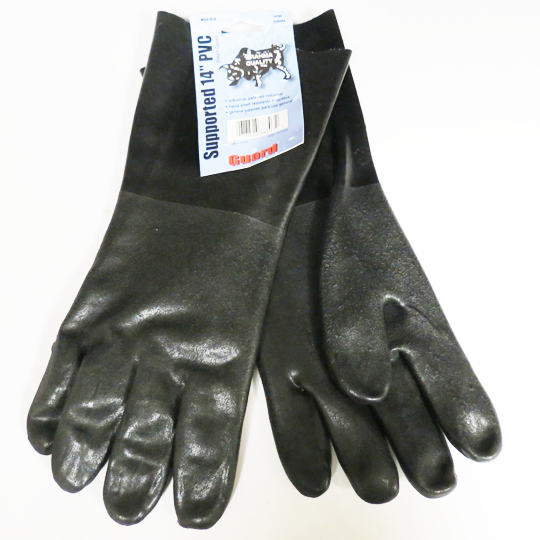 14 Gauntlet Glove-Double Dip-Sandy Finish