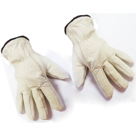 Brahma Lined Pigskin Leather Glove