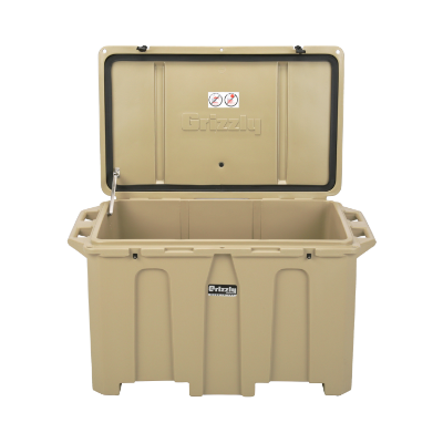 Grizzly 400 Quart Cooler