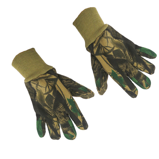 BRAHMA CAMO JERSEY THERMAL HUNTING GLOVE