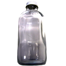 4 oz. Glass Lure Jar with Cap
