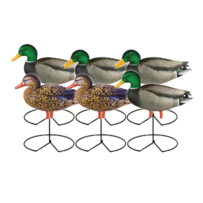 Greenhead Gear Pro Grade Mallard Full Body Active Drake Heads