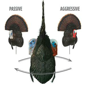 Greenhead Gear Jekyll and Hyde Tom Turkey Decoy
