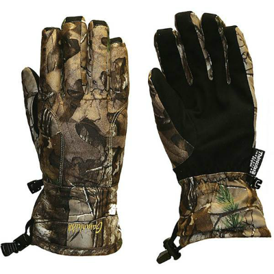 Gamehide Youth Day Break Gloves - Realtree Xtra