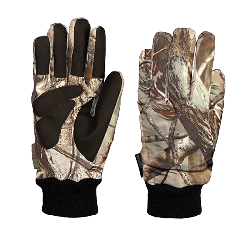 Gamehide Youth Waterproof Flex Glove - Realtree Xtra