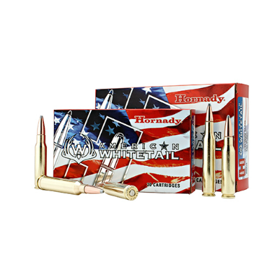 Hornady American Whitetail .308 Win 156 Gr InterLock
