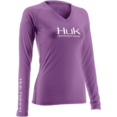 HUK Women's Performance Long Sleeve