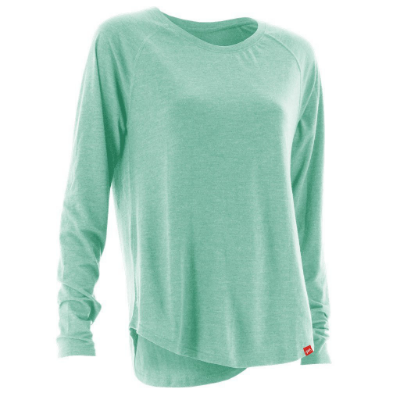 HUK Ladies Relaxed Long Sleeve