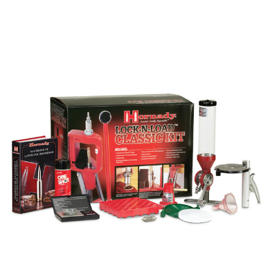 Hornady Lock-N-Load Classic Kit 12 Pieces