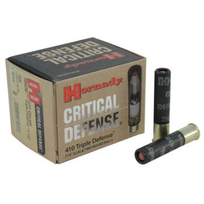 Hornady Critical Defense .410 - 2 1/2
