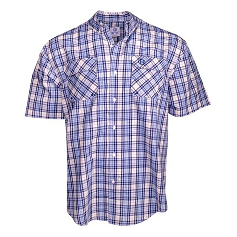 HEYBO® The Sweet Grass Guide - Blue/White Short Sleeve DISCONTINUED