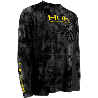 HUK Icon Kryptek Long Sleeve