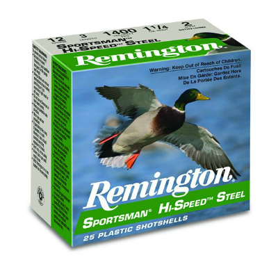 Remington Sportsman Hi-Speed Steel 12 ga - 3 1/2