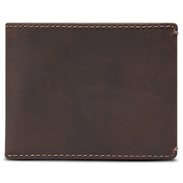 Jack Classic Bifold Wallet in Brown