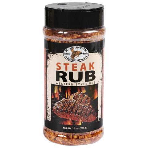 Hi Mountain Grill Rub - Steak Rub