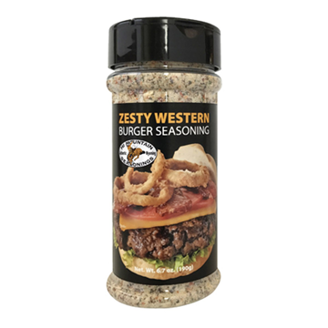 Hi Mountain Zesty Western Burger Seasoning