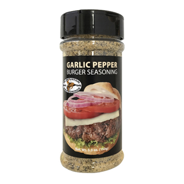 Hi Mountain Garlic Pepper Burger Seasoning