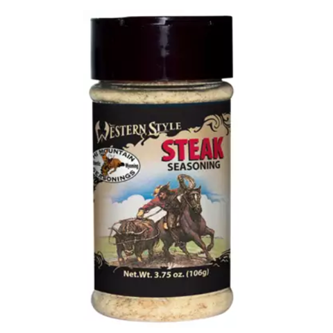 Hi Mountain Western Style Steak Seasoning