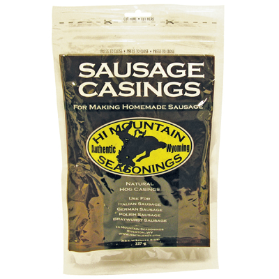 Hi Mountain 8 oz Sausage Casings