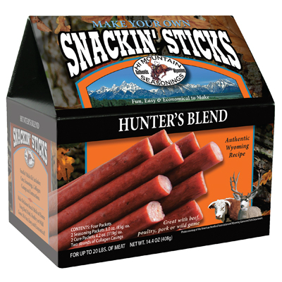 Hi Mountain Snackin' Stick Kit