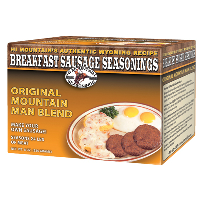 Hi Mountain Breakfast Sausage Seasoning