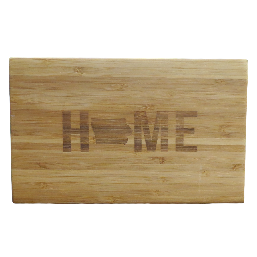 Home Iowa Cutting Board