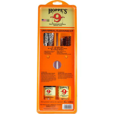Hoppe's Universal Cleaning Kit - OUT OF STOCK