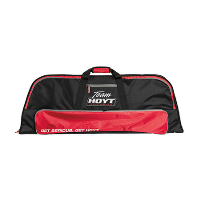 Hoyt Red and Black Soft Compound Bow Case