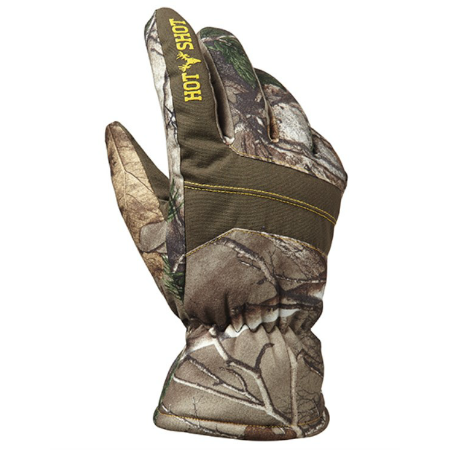 Hot Shot Youth Defender Gloves - Heat Factor 2