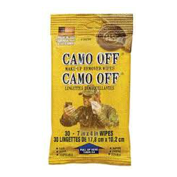 H.S. CAMO MAKE UP REMOVER WIPES