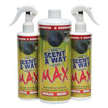 H.S. SCENT A-WAY® MAX PRO PACK ODORLESS *DISCONTINUED*