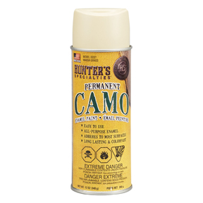 H.S. Permanent Camo Spray Paint