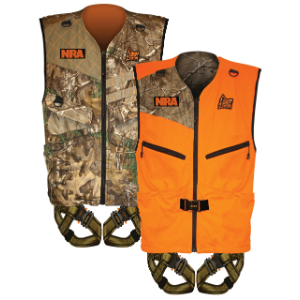 Hunter Safety System® NRA® Patriot Safety Harness