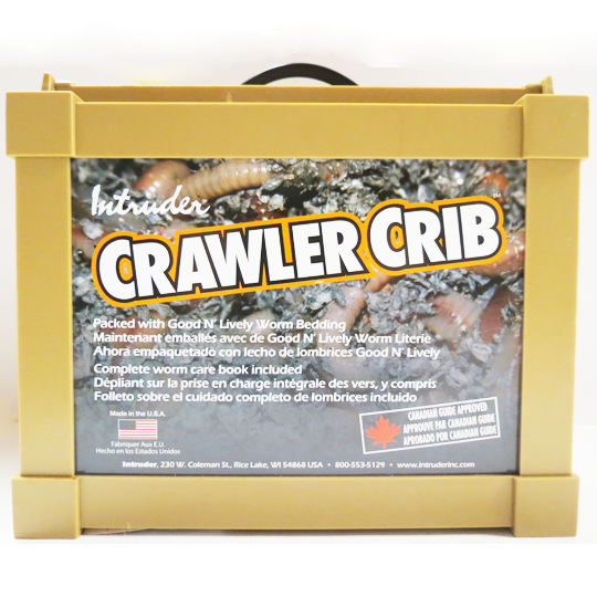 INTRUDER - CRAWLER CRIB - OUT OF STOCK