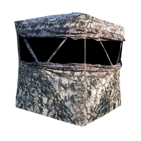 Muddy Infinity 2-Man Ground Blind OUT OF STOCK